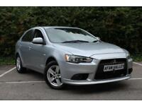 MITSUBISHI LANCER 1.5 GS2 5dr **FINANCE AVALIBLE** (silver) 2010