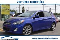 2012 Hyundai Accent GLS A/C, TOIT OUVRANT, MAGS, BLUETOOTH ++