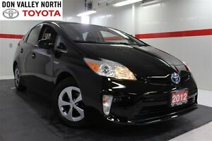 2012 Toyota Prius Base Btooth BU Camera Pwr Wndws Mirrs Locks A/
