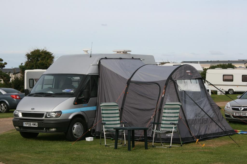 2006 FORD TRANSIT CAMPERVAN CONVERSION WITH DRIVE AWAY AWNING