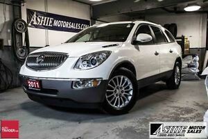 2011 Buick Enclave CXL LEATHER! NAV! ROOF!