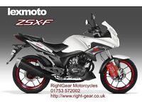 *Brand New* 17 Plate Lexmoto ZSX-F 125. Warranty. Free Delivery. Main Dealer. Learner Legal: 27-02