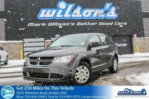 2014 Dodge Journey SE SUV! PUSH BUTTON START! TOUCH SCREEN! DUAL