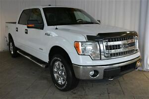 2014 Ford F-150 SUPERCREW 4X4 XLT, LEATHER, XLT OFF-ROAD