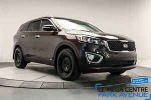 2016 Kia Sorento 3.3L LX+ 7-Seater, AWD, BLUETOOTH
