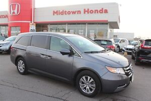 2014 Honda Odyssey EX-L*NAVI*LTHR*BLUETOOTH