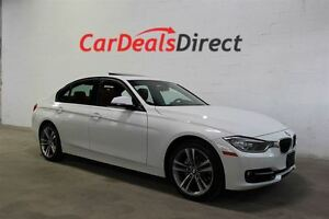 2013 BMW 328 i xDrive w/Navi| Red Leather| Sunroof