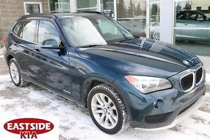 2015 BMW X1 xDrive Leather Roof