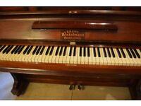 Winklemann Upright Piano