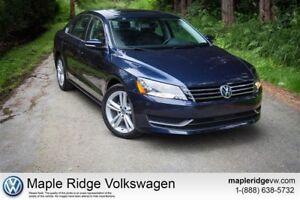 2013 Volkswagen Passat 2.5L Comfortline (A6)
