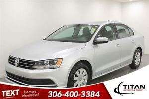 2015 Volkswagen Jetta Turbo Auto|Back-up Cam|Htd. Seats|PST Paid