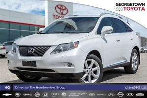 2011 Lexus RX 350 Navigation, 2 sets of alloys and tires!