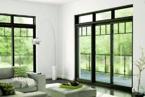 ENTRY DOORS REPLACEMENT, WINDOWS REPLACEMENT. WE GUARANTEE BEST PRICES! VINYL WINDOWS. ENTRY & PATIO DOORS INSTALLATION