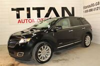 2014 Lincoln MKX Auto| Leather| Sunroof| Navigation| 40,000km