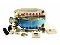 175sqm - 3 Zones - Underfloor Heating - Full Kit