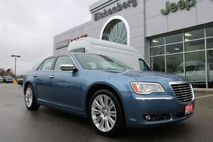 2011 Chrysler 300 Limited *RARE COLOUR COMBINATION* London Ontario image 1