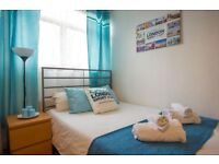Furnished Studio for 2 people in Willesden Green. Ideal Business or Holiday Rentals (#P8)