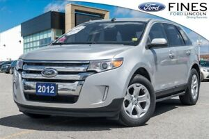 2012 Ford Edge SEL - ECOBOOST, POWER LIFTGATE, REAR CAMERA