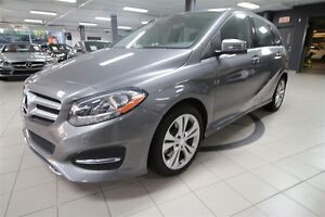 2015 Mercedes-Benz B-Class B250 4MATIC Sports Tourer + DEMO