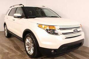 2013 Ford Explorer LimitedGPS Toit Cuir