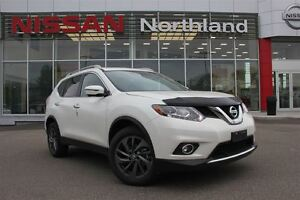 2016 Nissan Rogue SL LEATHER/ SUNROOF/ 360 BACKUP CAMERA