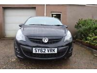 Vauxhall Corsa Black Edition