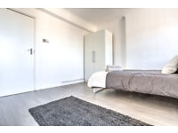 Room with a private Juliet balcony available in Clapham Common