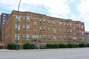 2 Bedroom Apartment Rental near Cathedral Area - 2231 Albert St.