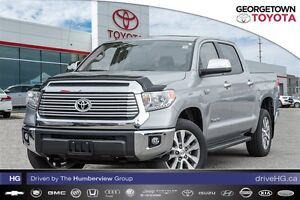 2017 Toyota Tundra Limited Crew Max with 5.7lV8