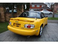 Mazda MX5 Mk1 Unos Roadster Very Rare Modified Classic, Beautiful Condition, Great Investment!