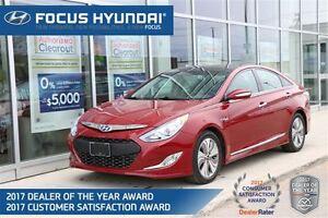 2015 Hyundai Sonata Hybrid Limited at