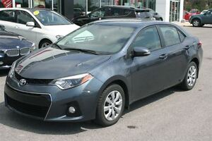 2014 Toyota Corolla SPORT  **SEULEMENT 40 606KM**