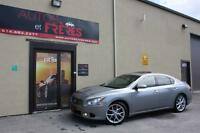 2009 Nissan Maxima SPORT // 3.5 SV // ROUES 19 PO.!
