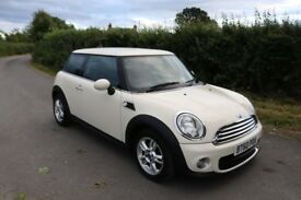 2010 60 Mini rare high spec diesel leather seats one cooper connected visual boost 2011 sport