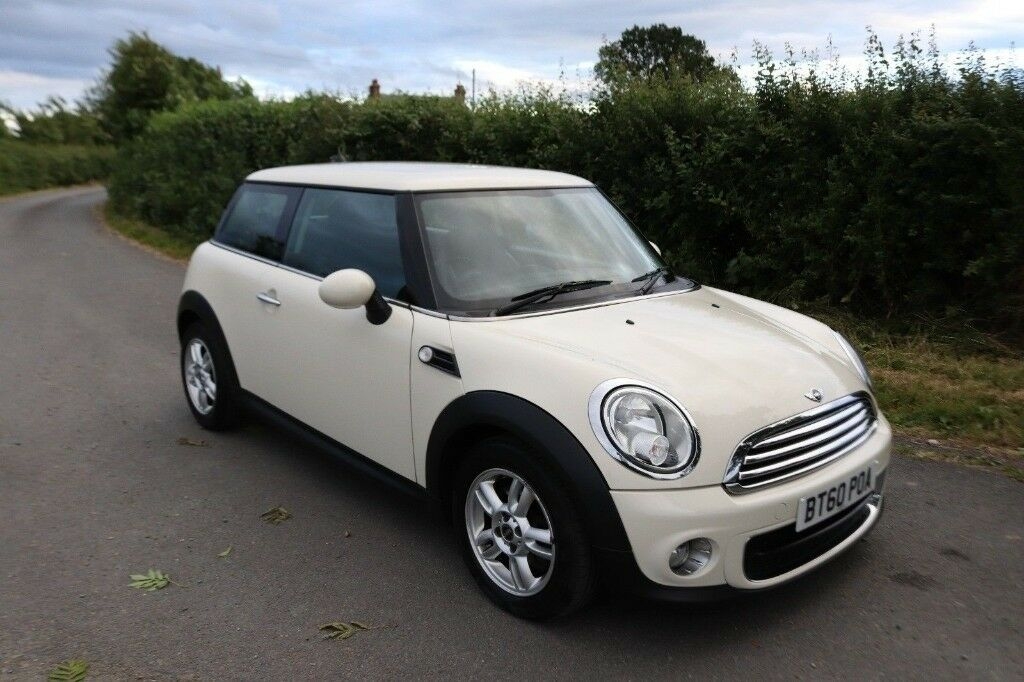 2010 60 Mini Rare High Spec Diesel Leather Seats One Cooper