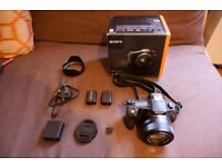 """Sony RX10 Camera - Used - Good Condition (1"""" Sensor like RX100 but with 24-200 F/2.8 Zoom)"""