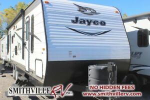 2016 JAYCO JAY FLIGHT 26RLSW