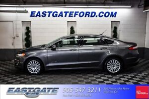 2014 Ford Fusion SE Hybrid with leather/nav