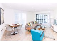 2 bedroom 2 bathroom flat in Wiverton Tower, Aldgate, 10th floor, GYM, 24HR concierge, WINTER GARDEN