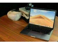 TOUCHBAR 13' Apple MacBook Pro Retina 2.9Ghz Quad Core i5 8GB Ram 256GB SSD Premiere Pro FCPX