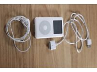 ipod classic 4th generation 20GB