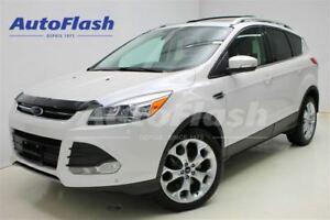 2013 Ford Escape Titanium AWD 2.0L Ecoboost*Navigation*Toit*Camé