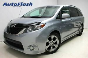 2011 Toyota Sienna SE 3.5L V6 *1/2 Cuir/Leather *Toit-Ouvr./Sunr