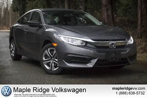 2016 Honda Civic DX Manual