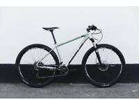 Focus Black Forest 4.0 like new mountain bike M size