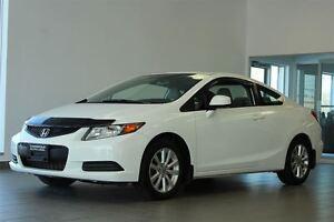 2012 Honda Civic COUPE EX TOIT MAGS/GARANTIE 1 AN
