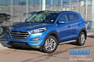 2018 Hyundai Tucson 2.0 Luxury AWD