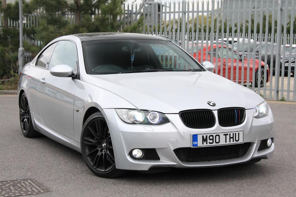 2007 bmw 325i e92 m sport coupe petrol manual 325 not. Black Bedroom Furniture Sets. Home Design Ideas