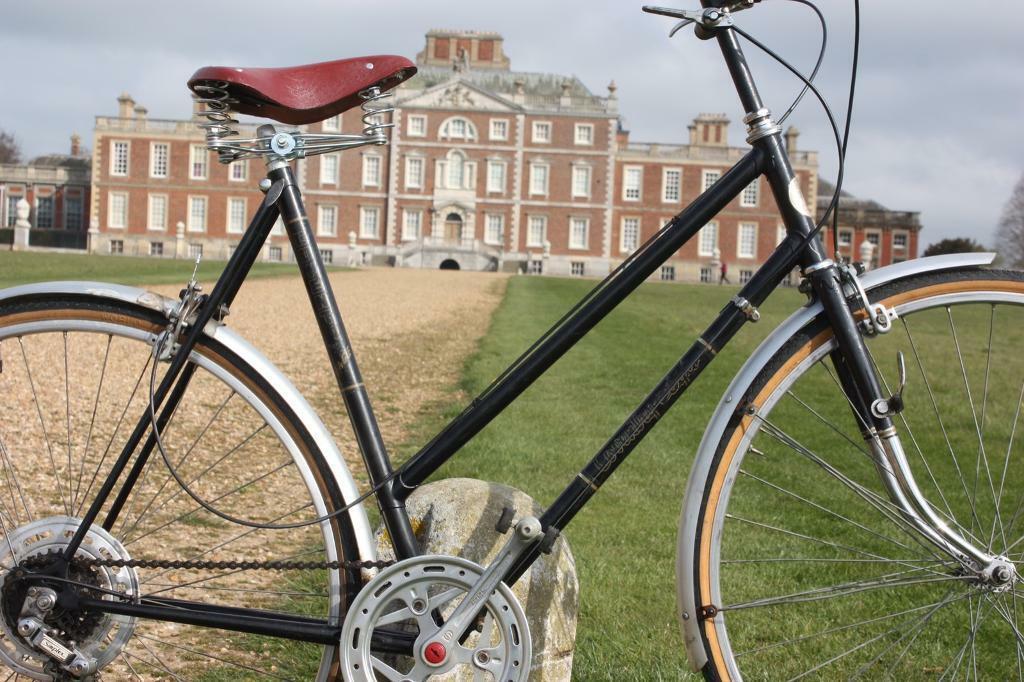 e31c7d13b SUPERB LARGE Lightweight Ladies Reynolds 531 Classic Vintage Retro City bike  (like Columbus Eroica