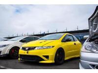 Honda Civic fn2 type r